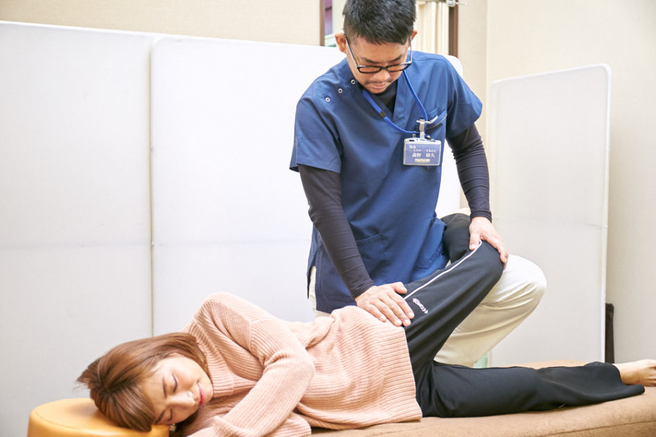 妙典の膝痛整体